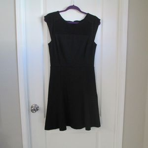 Banana Republic Black Skaters Dress Size 8